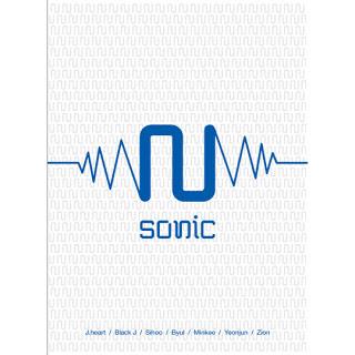 N.Sonic (엔소닉) - N-SONIC 2nd Single