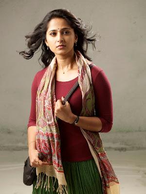 Anushka Shetty new Photoshoot for latest Tamil movie Deiva Thirumagan - Nanna