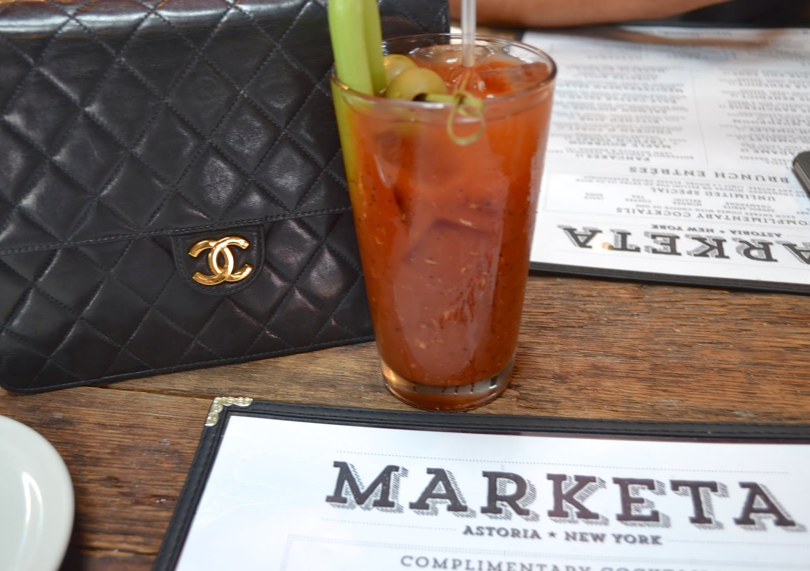 Marketa bloody mary astoria brunch