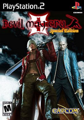 Super Compactado Devil May Cry 3 PS2
