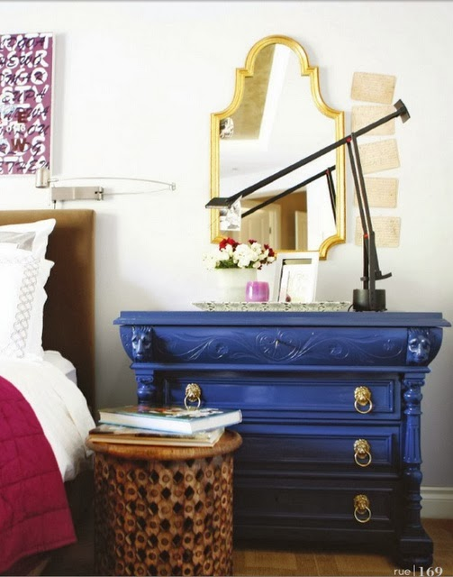 Change Of Scenery Trend Alert Using A Dresser As A