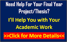 Research Project Topic Assistance