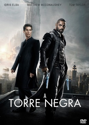 A Torre Negra - The Dark Tower Filmes Torrent Download capa