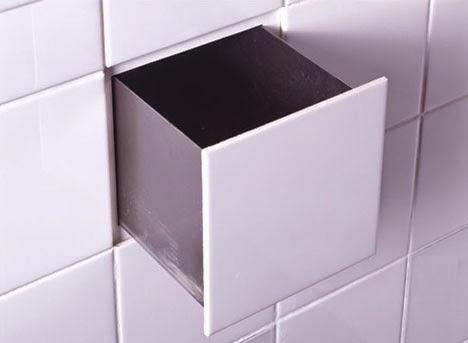baldosa compartimento oculto