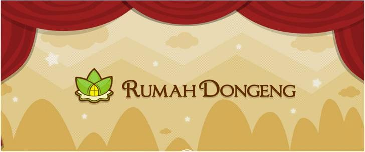 I Love This Blog: Rumah Dongeng