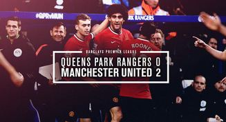 QPR vs MU 0-2 All Goals & Highligts Video