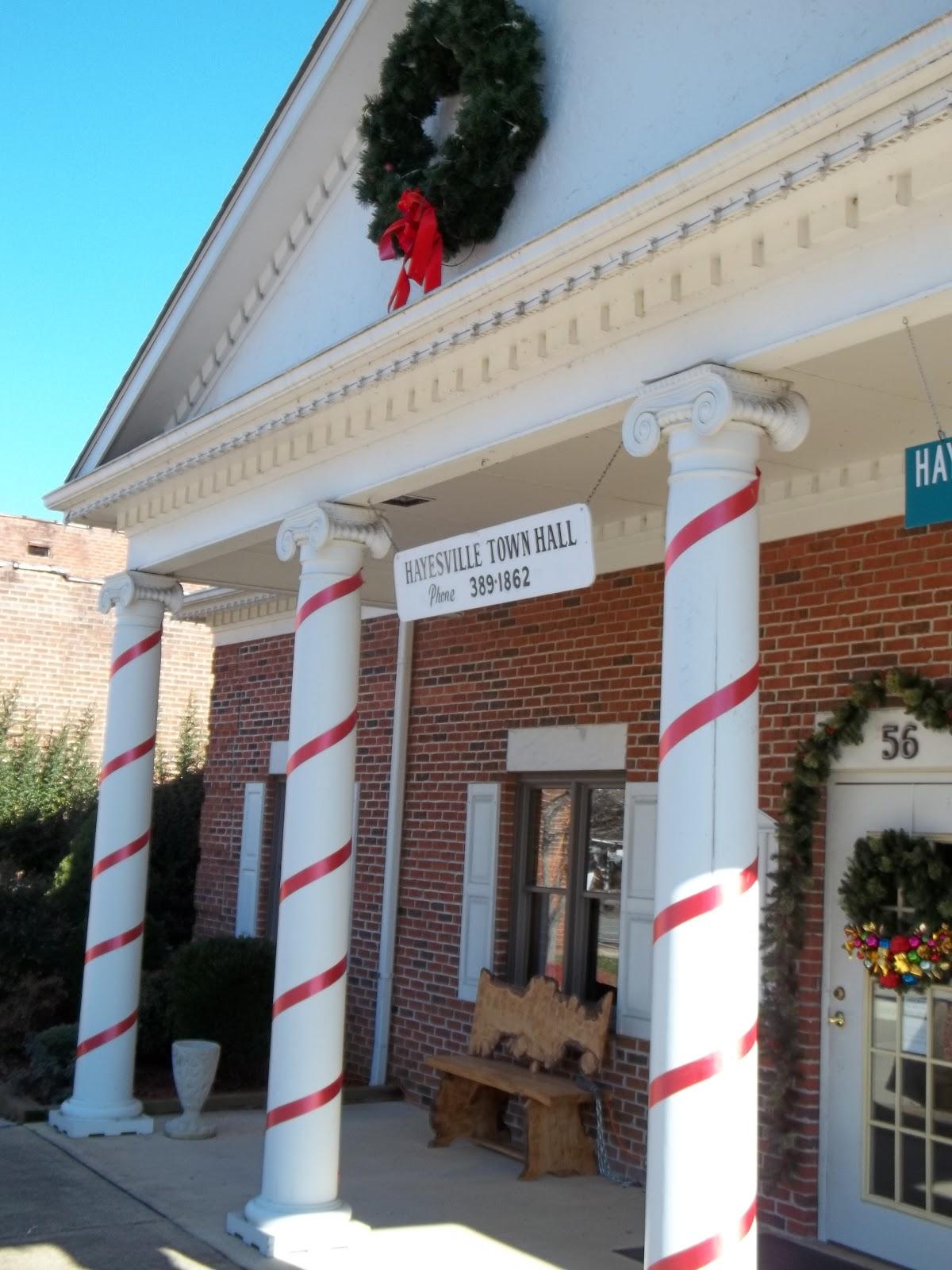 Historical Hayesvillehayesville town
