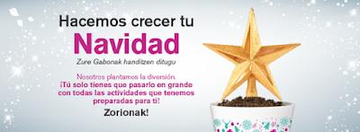 Imagen de Navidad CC El Boulevard de Vitoria Gasteiz