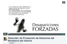 Dirección de Protección de Derechos del Ministerio del Interior