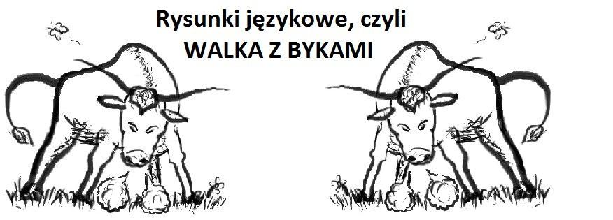 Rysunki językowe