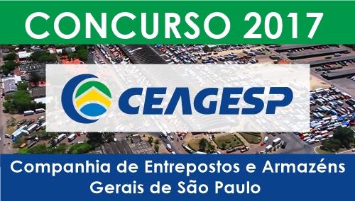 Apostila Concurso CEAGESP SP 2017