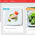 Template Foodie Blogspot - Share Template thực thẩm cho Blogspot