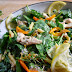 Lemon-Thyme Grilled Chicken Salad
