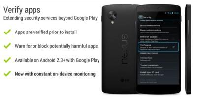 Verify Apps di Android Mungkinkan Pemantauan Malware