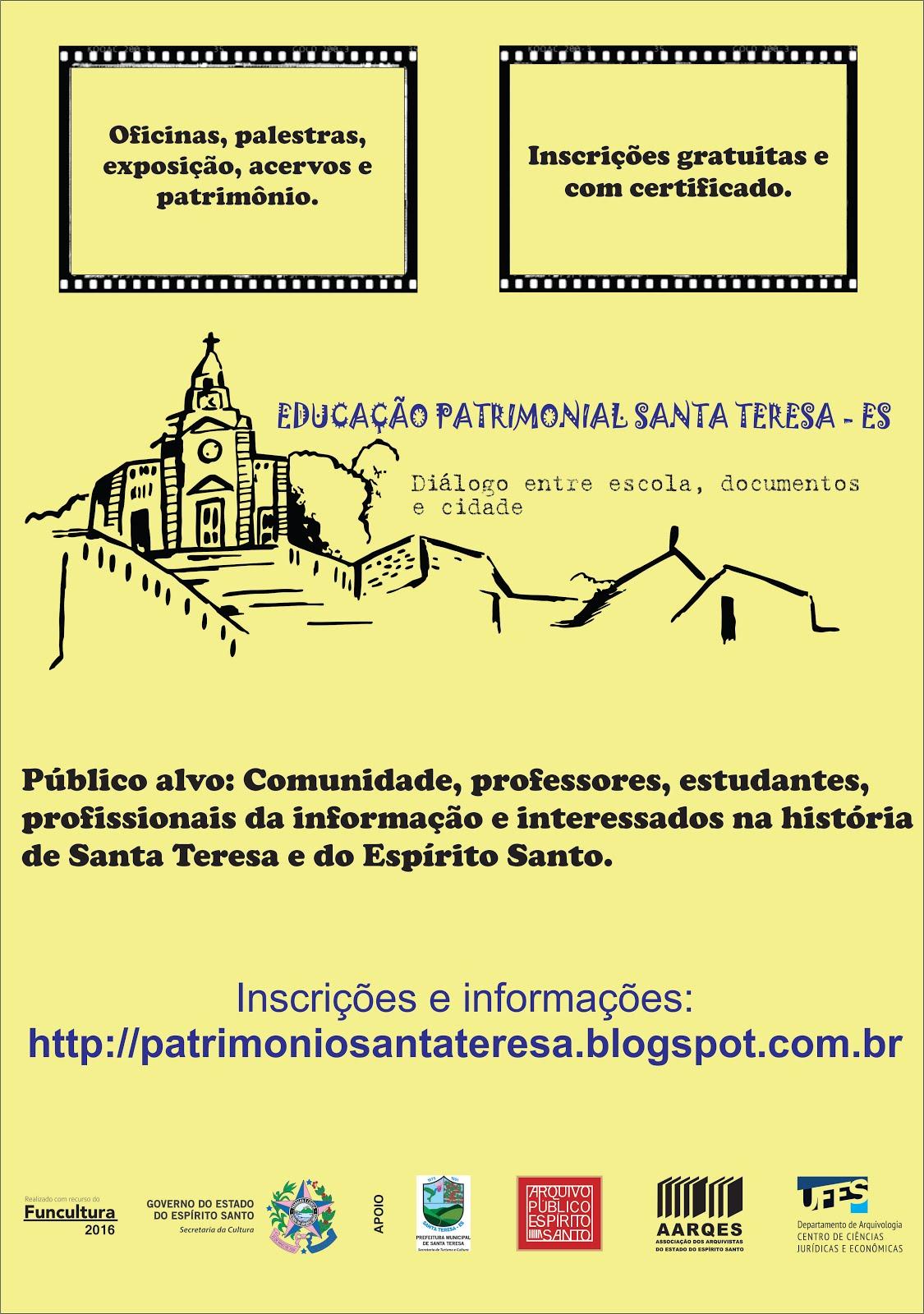 Cartaz do projeto