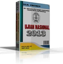 Sukses Belajar Belajar Sukses Soal Ujian Nasional Smk 2013