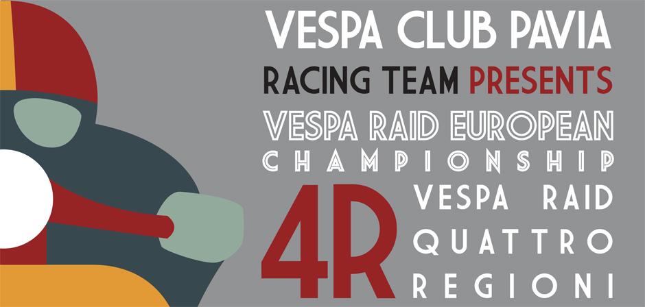 Vespa Raid 4 Regioni - Vespa Raid European Championship