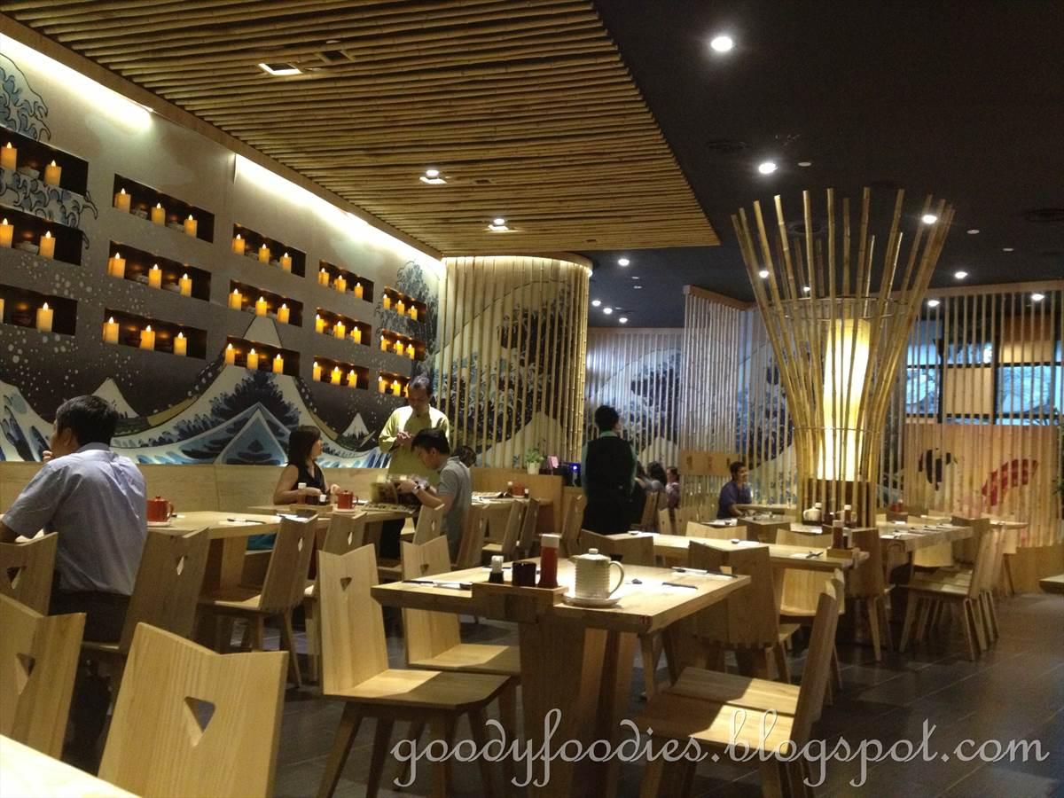 GoodyFoodies: Ichiriki Japanese Restaurant @ The Gardens Mall, Kuala ...