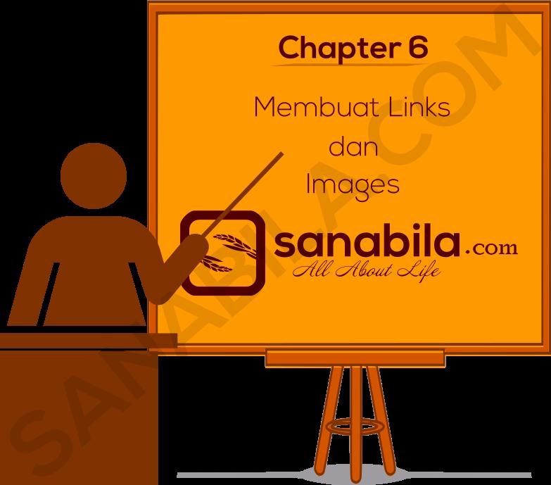 Cara Membuat Tag Links dan Images Pada HTML