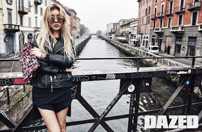 Yubin Wonder Girls Dazed & Confused January 2016