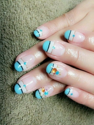 Cool-Nail-Art-Designs-for-Fall-2012-12