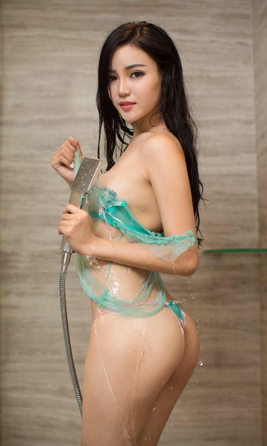 naked hot super models