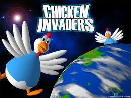 تحميل لعبة الفراخ download chicken invaders