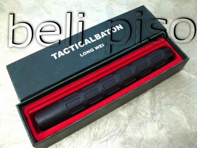 Jual Stick Tactical Baton CO.19 PCR