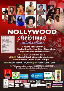 Nollywood Xmas With Stars