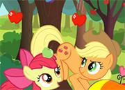 Applejack Desafio de Manzanas juego