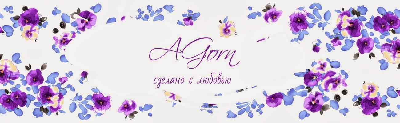 """""""Сделано с любовью!"""" от Анюты"""
