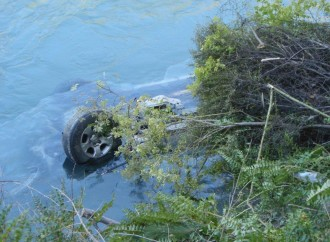 5 Die early hours of yesterday as Bus Plunges into River