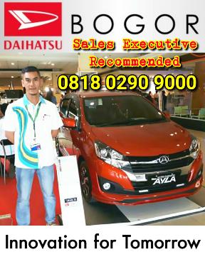 Telpon Daihatsu Bogor : 081802909000 - Isep Suparlan