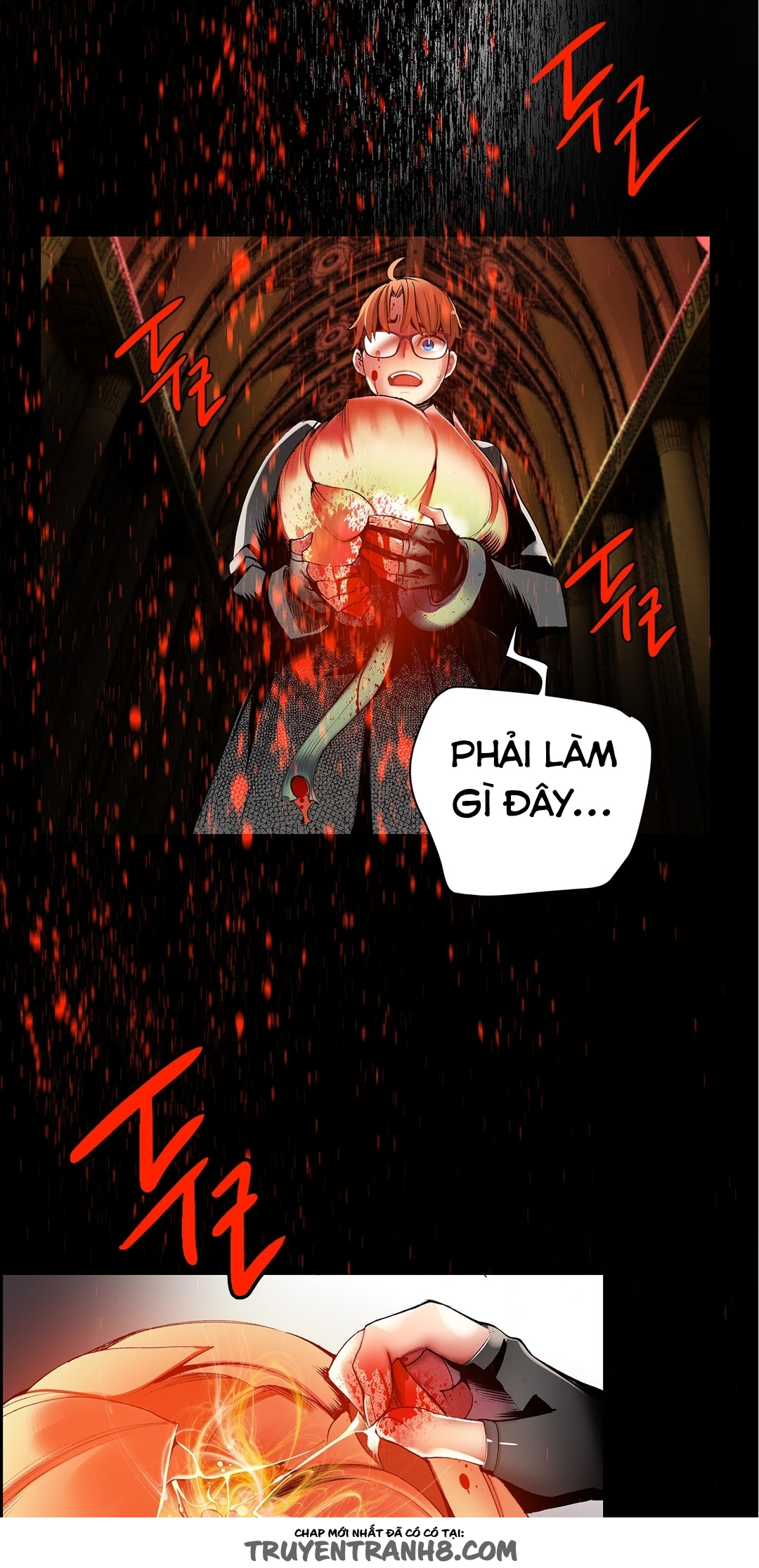 Lilith Cord chap 22 page 47 - IZTruyenTranh.com