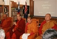 4th Anniversary of Saffron Revolution in Burma (Auckland, New Zealand)