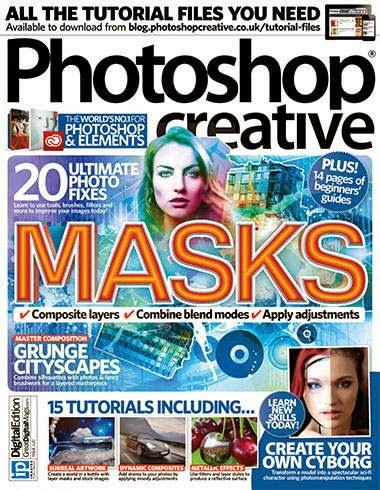 Photoshop Creative Magazine Issue 120 2014