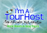 I'm a Reader, Not a Writer Book Tours