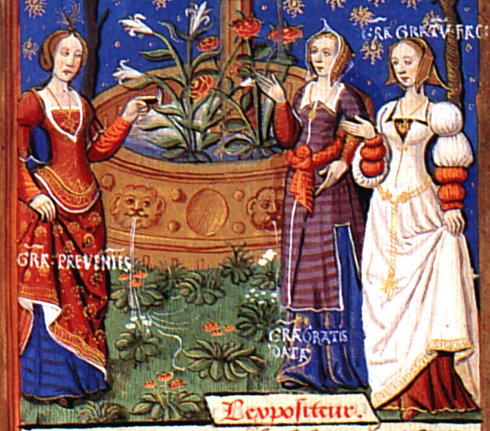 As men in the Middle Ages coped with gossip wives