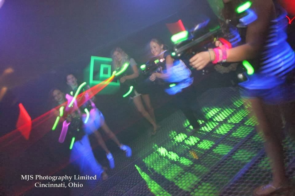 A Laser Tag Themed Birthday Party Is Popular Choice For Kids Idea