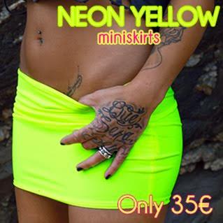Shop Neon Skirts!