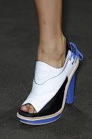 Обувки на платформа с връзки на Rag & Bone