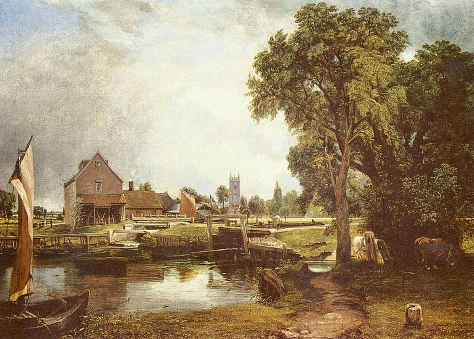 paisajes-clasicos-campesinos-de-Europa-cuadros-al-oleo