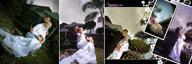 Fakrul&Ina Wedding Ceremonies