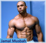 Jamal Musbah - Muscllegallery Male Model