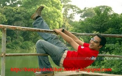Bangladeshi TV actor model Shojol