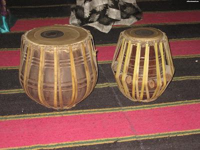 'Tabla' A Cultural Folk Music Instrument, Lok Virsa Heritage Museum, Islamabad, Photography by Shahzil Rizwan