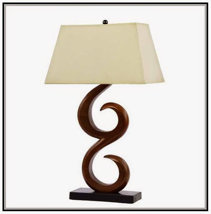 wooden table lamp base lamps image gallery. Black Bedroom Furniture Sets. Home Design Ideas