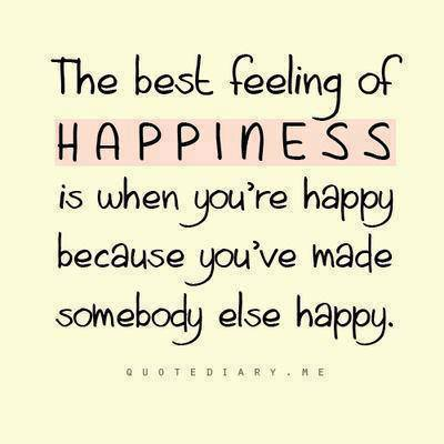 how to make others happy Here are 21 amazing quotes to make you smile aboutus  did you also know that smiling at others,  do what makes you happy be with those who make you smile.