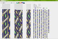 free spiral rope seed bead patterns, dutch spiral
