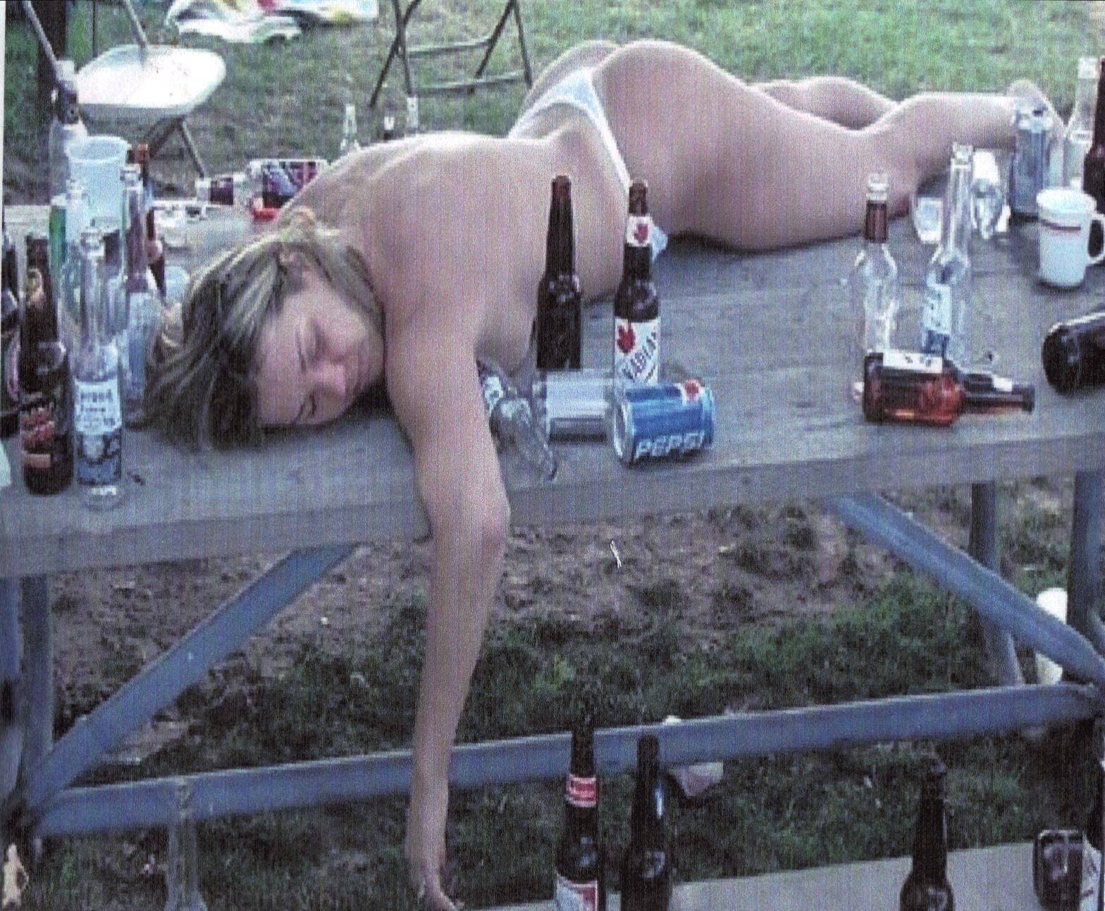 El miedo de la mujer del alcohólico